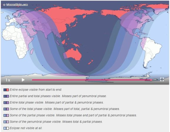 January 31 Lunar Eclipse Map.The Super Blue Blood Moon The Total Lunar Eclipse 2018 Wandering